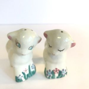 Other - Vintage Lamb Salt and Pepper Shakers
